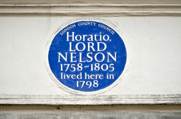Дом Нельсона на Нью-Бонд-стрит