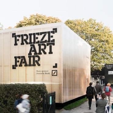 Ярмарка Frieze: точка заморозки или новая реальность?