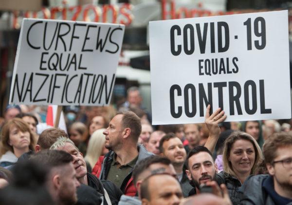Плакаты COVID-19