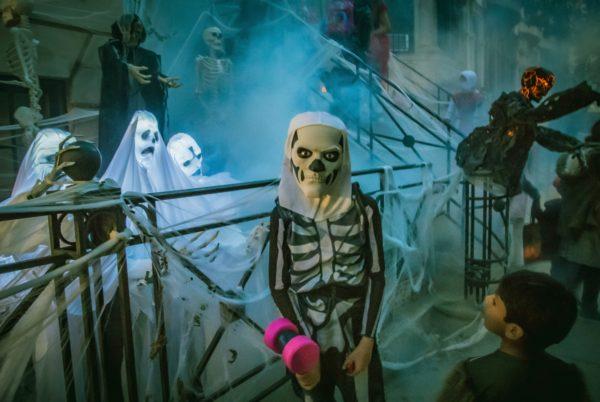 Как празднуют Хэллоуин в Великобритании