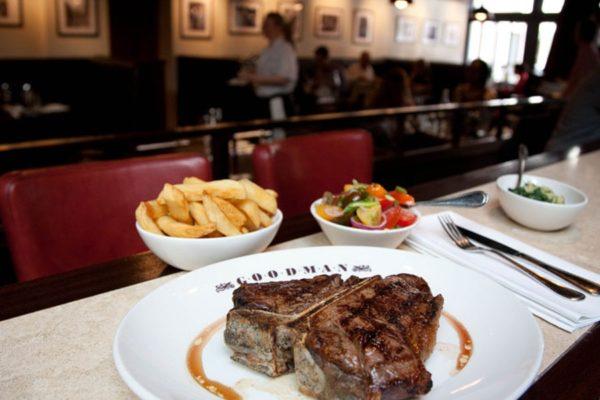 Goodman Steak