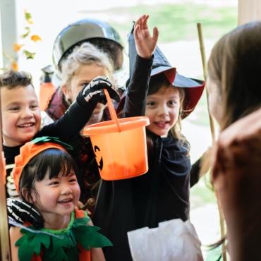 «Кошелек или жизнь!»: как празднуют Хэллоуин в Великобритании