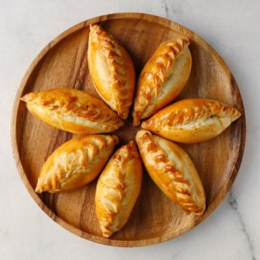 Наши любимые пекарни в Лондоне, где можно купить пирожки и черный хлеб