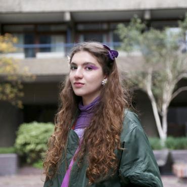 Видео#нашлондон: героиня недели — Лиза Михалева