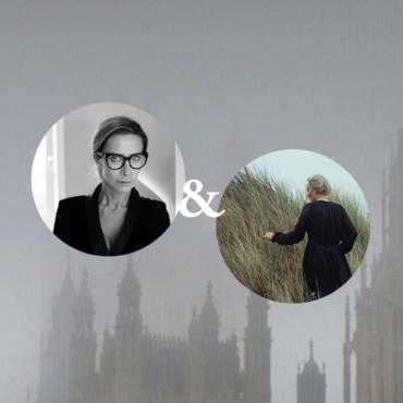 Instagram Live «Мистический Лондон» с Никой Белоцерковской и Верой Новицкой