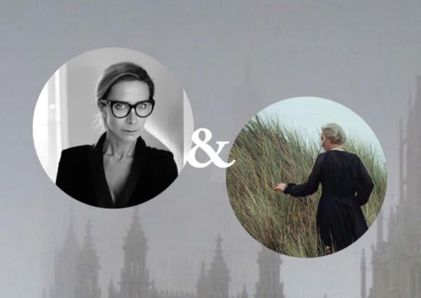 Ника Белоцерковская и Вера Новицкая