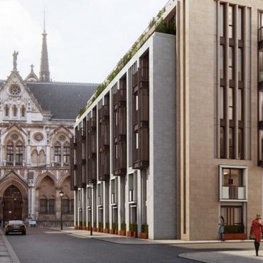 Между Сити и Ковент-Гарденом: 5 причин жить в историческом центре Лондона