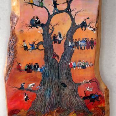 Художница Сима Васильева рассказывает удивительную историю одной картины