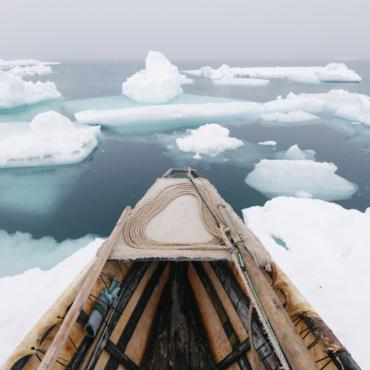 Джерри Миллер. Виртуальная прогулка по выставке «Арктика: культура и климат»