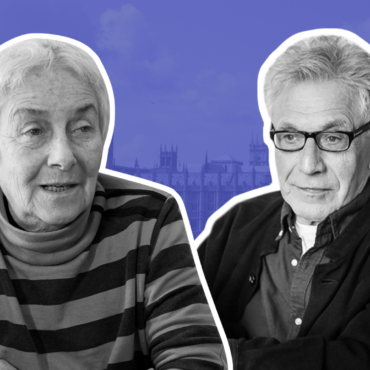 Видео. Маша Слоним и Зиновий Зиник: Как изменился Наш Лондон за 40 лет