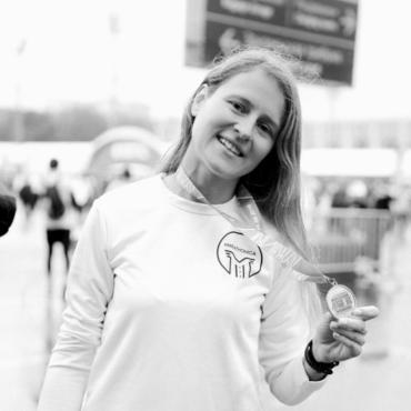 Екатерина Преображенская — тренер по бегу и создатель школы Marathonica