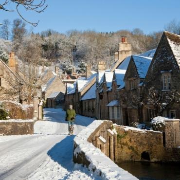 Почему Касл Комб называют самой красивой деревней в Англии