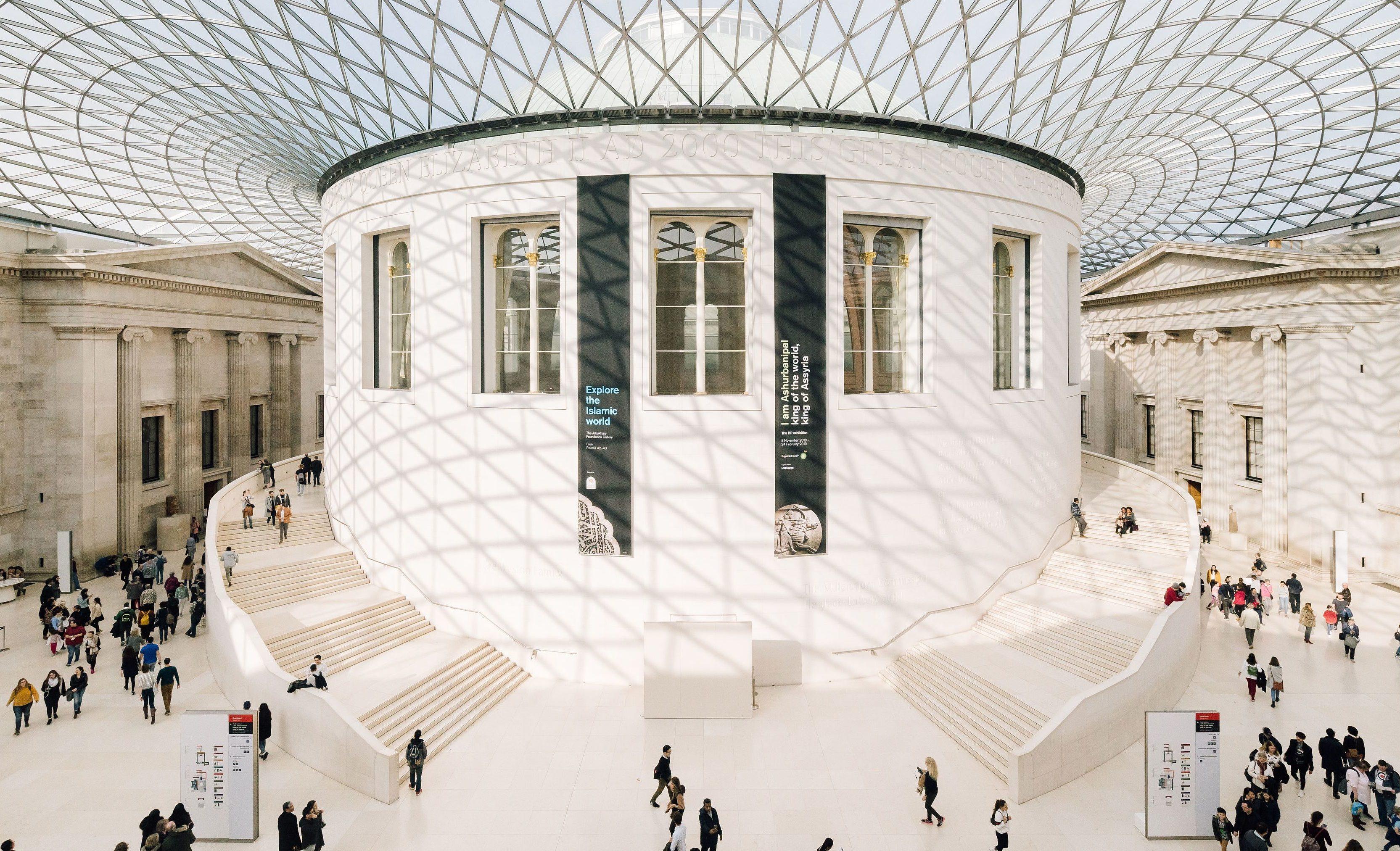 Какие лондонские музеи будут открыты во время длинных майских выходных