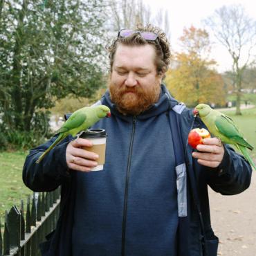 Видео #нашлондон: герой недели — Алексей Зимин