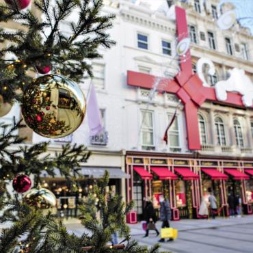Огни, ярмарки, катки: где в Лондоне искать атмосферу Рождества
