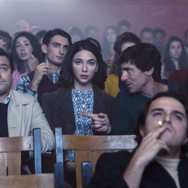 Илья Гончаров. «Остров Роз»: Netflix покажет фильм об «итальянском Силенде»