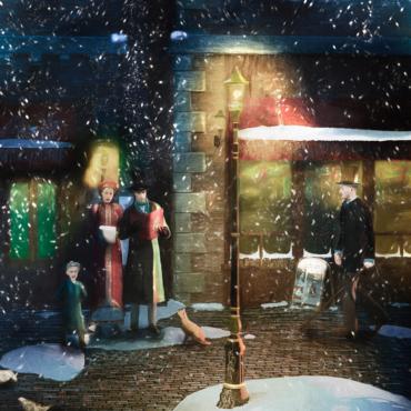 Рождественские забавы, которые были популярны в викторианской Англии