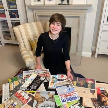 Недельный обзор британской прессы с Тоней Самсоновой