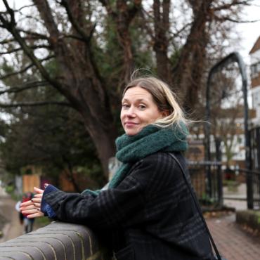 #нашлондон: герой недели — Женя Минеева