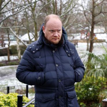 #нашлондон: герой недели — Олег Кашин
