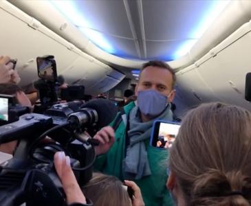 «Вместо того чтобы преследовать Навального, правительство должно объяснить, почему в России применяется химическое оружие»
