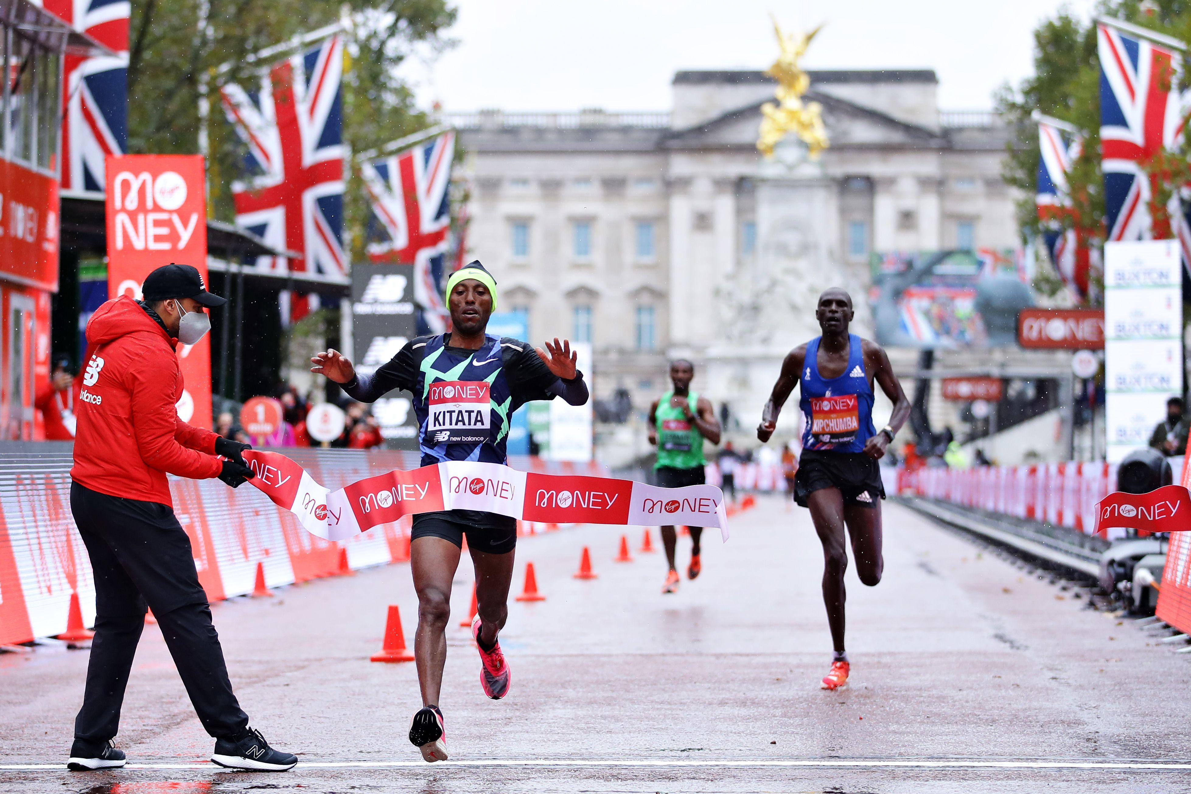 Virgin money london marathon on twitter