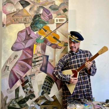 Разговор Марата Гельмана с арт-критиком. Новый «Психодарвинизм» Ильи Чичкана