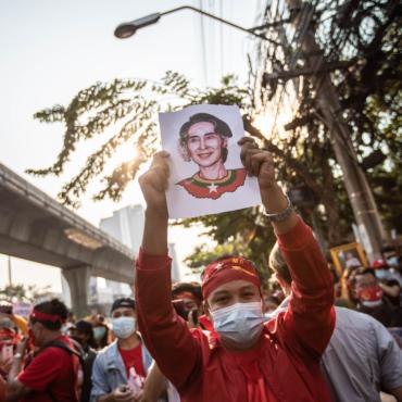 От Бирмы до Мьянмы. От переворота до переворота