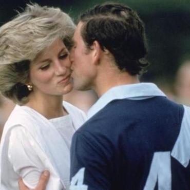 40 лет со дня помолвки: история любви Чарльза и Дианы