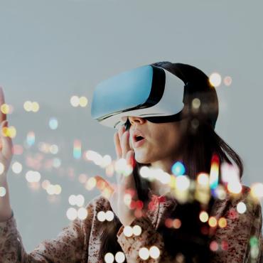 VR и новые технологии. Смотрим на мир в виртуальном формате