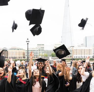 Новая визовая программа для выпускников вузов в Британии