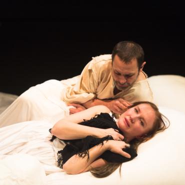На языке Чехова и Толстого. Как работает единственный русскоязычный театр «Хамелеон» в Лондоне