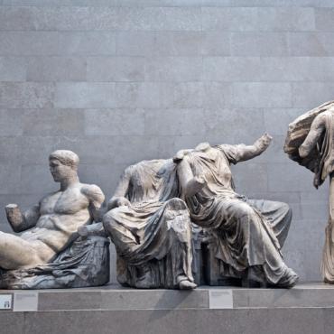 Илья Гончаров. Должна ли Британия вернуть Греции сокровища из Британского музея?