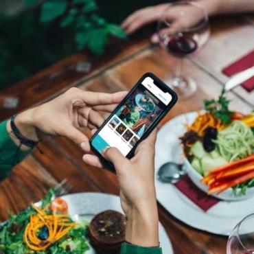 Любите фотографировать еду? Тогда вам стоит скачать новое приложение от Splento
