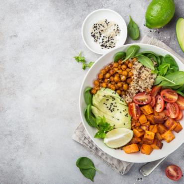 Хумус, смузи, кокосовое молоко: как живется вегетарианцам в современном Лондоне