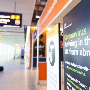 В Хитроу открыли терминал для прилетающих из стран красного списка