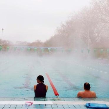 Идея на уикенд: бассейны Lido под открытым небом Лондона
