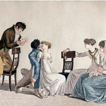 Дейтинг-этикет в викторианском стиле. Как флиртовали английские аристократы