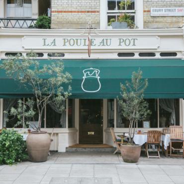 12 ресторанов с летними террасами в самом сердце Лондона. Районы Белгравия и Виктория