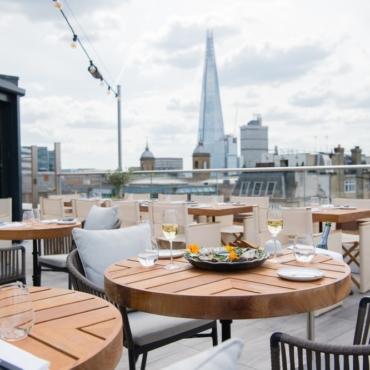 Лучшие панорамные бары и рестораны Лондона, откуда открывается отличный вид