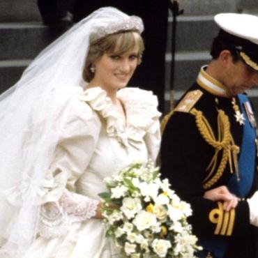 Свадебное платье принцессы Дианы впервые покажут на выставке в Кенсингтонском дворце