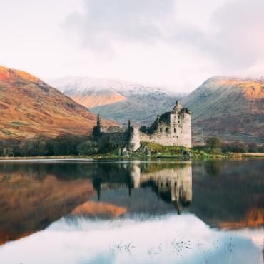Ура! Шотландия и Уэльс официально открыли границы для путешественников из Англии