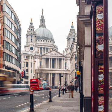 Пустые офисы и здания в лондонском Сити превратят в жилые дома