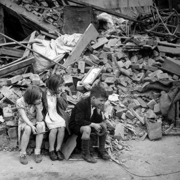 «Лондонский Блиц»: как военные бомбардировки изменили облик британской столицы