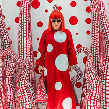Яёи Кусама в галерее Тейт Модерн. 5 интересных фактов о художнице