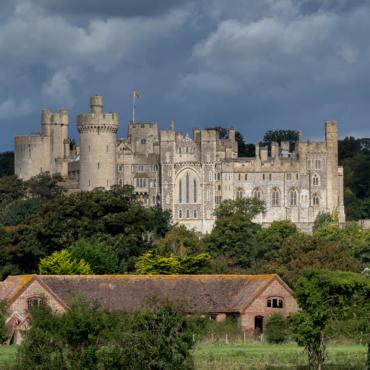 Старинный английский замок обокрали на миллион фунтов