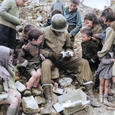 «Какое же это счастье — жить в мирное время». Дети делятся мыслями о войне