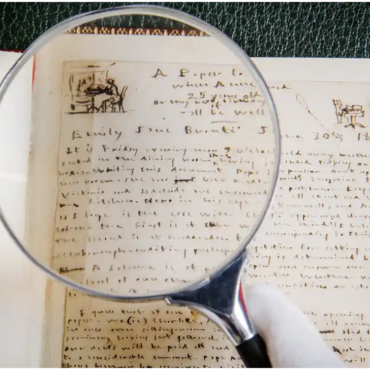 Библиотеку с уникальными рукописями сестер Бронте выставят на аукцион