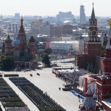 Взгляд на большую войну — британский и российский