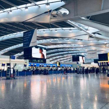 Третий терминал Хитроу станет специальной зоной для пассажиров из «красного списка»